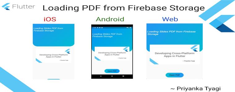Flutter-PDF-FirebaseStorage