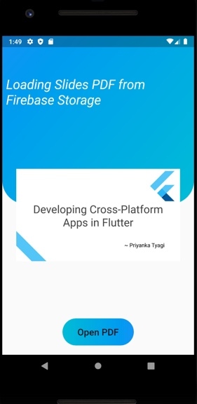 Flutter-Native-Android
